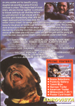 Cut Throats Nine Eurovista DVD back cover