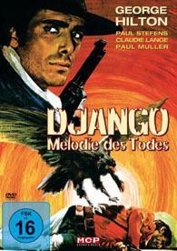 Django - Melodie des Todes German DVD cover MCP