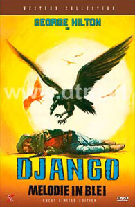 Django - Melodie in Blei DVD cover option B