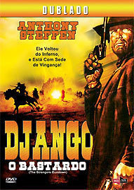 Django o bastardo, brazilian DVD