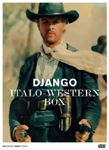 Koch Media's Django Italo-Western Box DVD cover