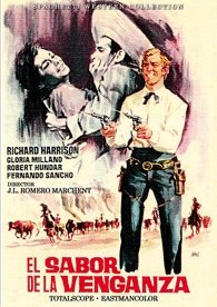 Gunfight at High Noon | El sabor de la venganza Spanish DVD cover