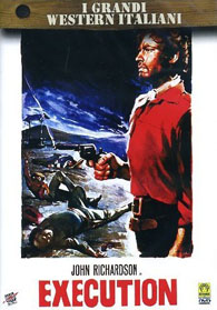 Execution (1968) Italian DVD cover