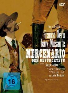 Mercenario - Der Gefürchtete DVD Cover