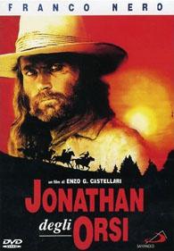 Jonathan of the Bears | Jonathan degli orsi (1993) Italian DVD cover