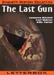 Cover of The Last Gun DVD by Dorado Films