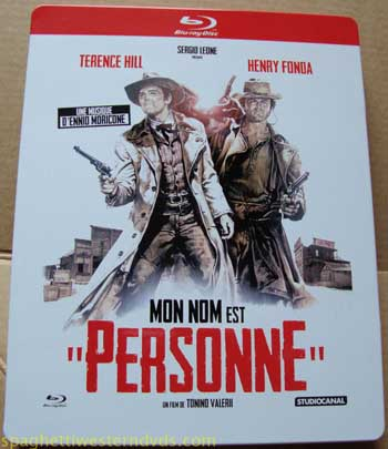 My Name Is Nobody (Mon Nom Est Personne) French Blu-Ray StudioCanal