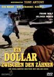 Ein Dollar zwischen den zähnen DVD cover