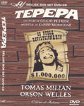 Tepepa Alan Young DVD Front Cover