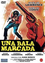 God in Heaven… Arizona on Earth | Una bala marcada (1972) Spanish DVD cover