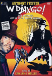 Spaghetti western W Django! / A Man Called Django! (1972) Dagored Films dvd cover