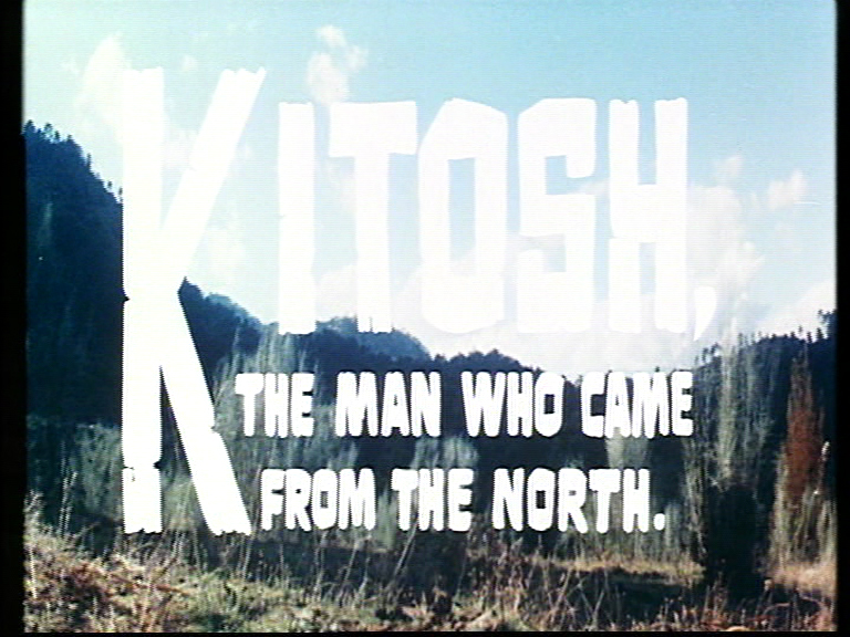 Kitosh - The Man Who Came From the North