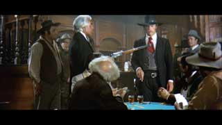 what would a spaghetti western be without poker