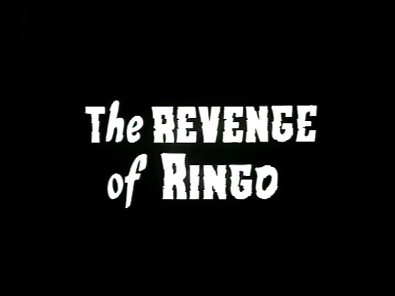 The Revenge of Ringo title credits