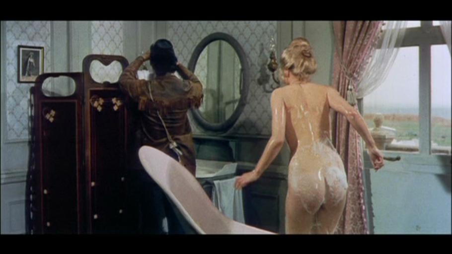 Karin Schubert nude bath