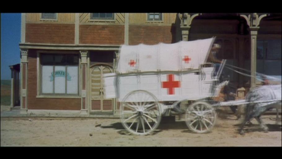 Hospital wagons